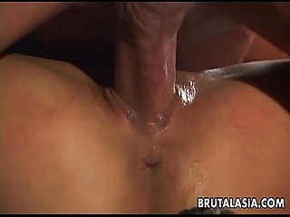 Sizzling Hot big Ass Babe getting fucked real hard