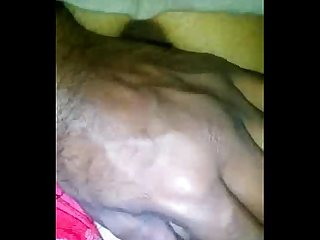 Desi bhabhi getting her big tits squeezed and pussy