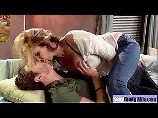 Busty Wife (julia ann) Enjoy Hardcore Style Sex movie-18