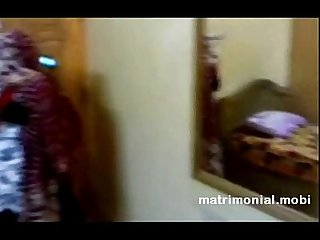 Bangla Bhabi fucks with lover in front of her maid