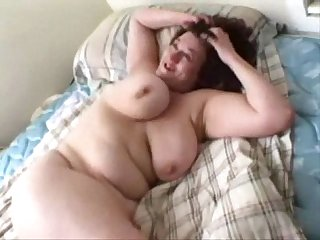 Amateur my horny wife on home made video