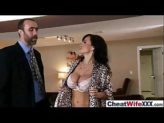 (lisa ann) Sexy Lovely Wife Like To Cheat In Hard Sex Style Action Tape movie-18