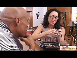 Hot and horny mature slut gets fucked and facialized