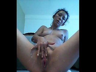 Mi Mujer the Squirting Colombian