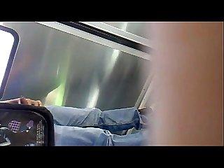 Chavito en el metro parte 2