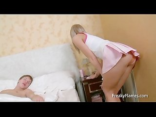 Lovely anal lalita takes a lot in her tiny tight ass to be happy love cumshot