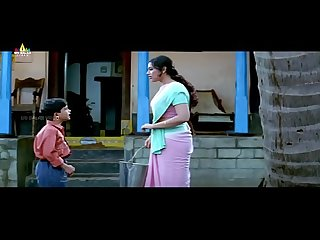 Meena scenes back to back telugu Movie scenes sri balaji Video
