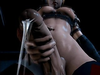 3d Futanari collection 1
