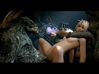 �?�Awesome-Anime.com�??3D Anime - Marie Rose fucked by monsters (from Dead or..