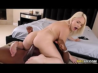 Mandingo breaks hadley viscara S pussy with his bbc