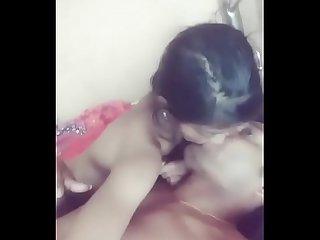 Indian real brother sister from bihar at home having great time, sucking,..