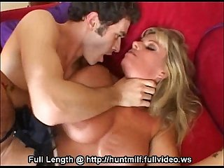 Big tit milf deep sex