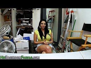 Latina railed at casting