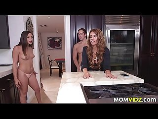 Stepdaughter abella danger gets a lesson by mia ryder