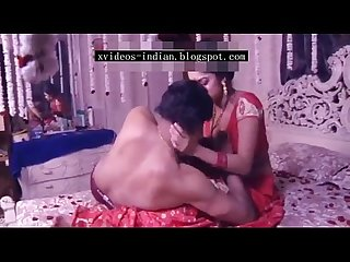 Indian desi couple on their first night porn just married chubby lady