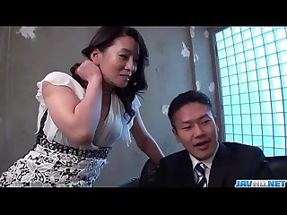 Rei kitajima great fuck scenes of Office hardcore more at javhd period net