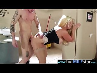 Horny Milf enjoy on cam big monster dick alura jenson clip 03
