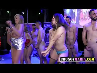 Festival erotico de alicante 2017 casting porno por brunoymaria