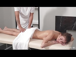 Tricky masseur com eva fire very special massage service