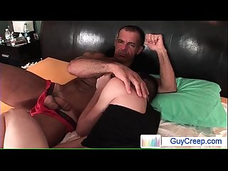 Old gay fart sucking sleeping beauty by guycreep