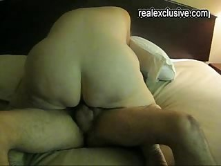 Perfect creampie views couple from denver