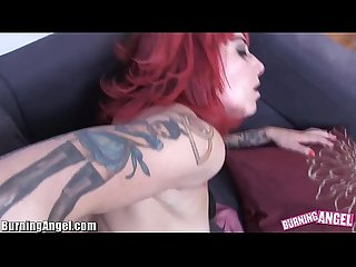 Burningangel veronica layke sucks dick and gets fucked