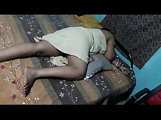 Sanjana aunty sleeping beauty sanjana an indian housewife ready to fuck aunty she has a big ass n de