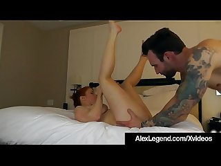 Fat cock alex legend bangs beauty penny pax in hotel