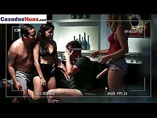 [Visite CasadasNuas.Com] Primeira Vez Na Troca de Casais (humor) --..