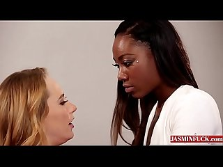 An unusual interview carter cruise chanell heart more videos on jasminfuck com