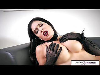 Jessica jaymes show her long legs tight ass big boobs and little pussy