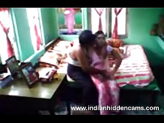 Indian house owner fucked house maid for increment
