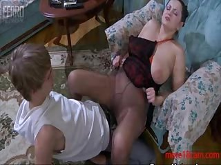 MaturesAndPantyhose Video Emilia and Benjamin - more18cam.com