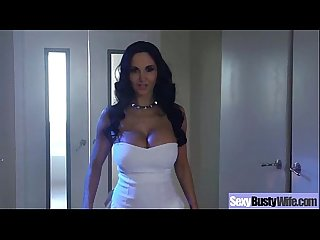 Big Tits Housewife (ava addams) In Front Of Cam In Amazing Sex Action clip-07