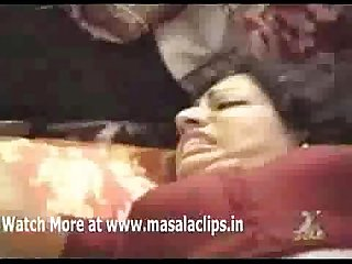 Manjula topless and force seduction scene