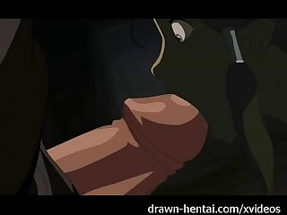 Avatar hentai porn legend of korra