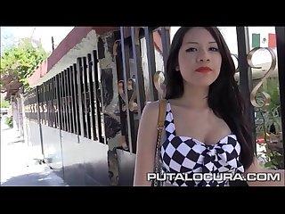 El cerdo se folla a otra mexicana interesada part1
