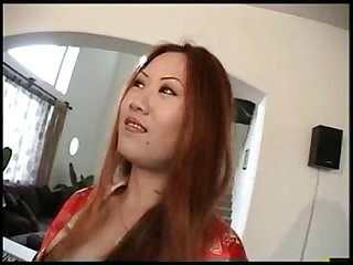Chinese girl sin nye fucked by american cock