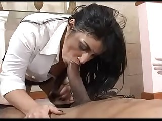My slut of A Wife cheats on Me with A Little boy excl vol period 14