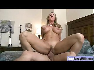 Hot Bigtits Wife (brandi love) Get To Ride Long Hard Big Dick video-06