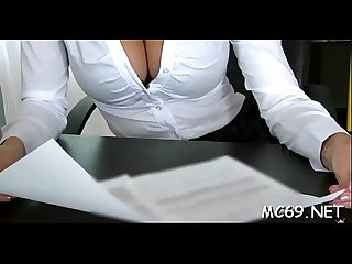 Bigtits on hot bawdy cunt