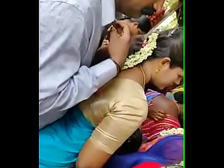 indian aunty groped by uncle